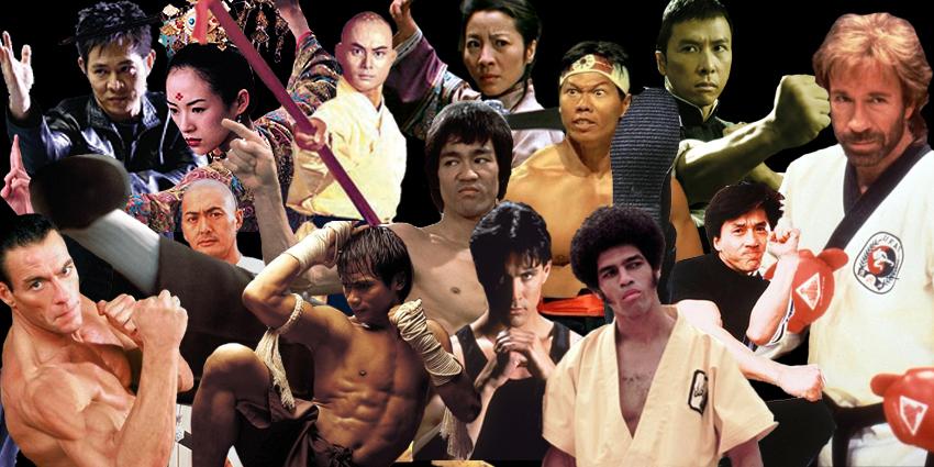 martial arts - dövüş filmleri